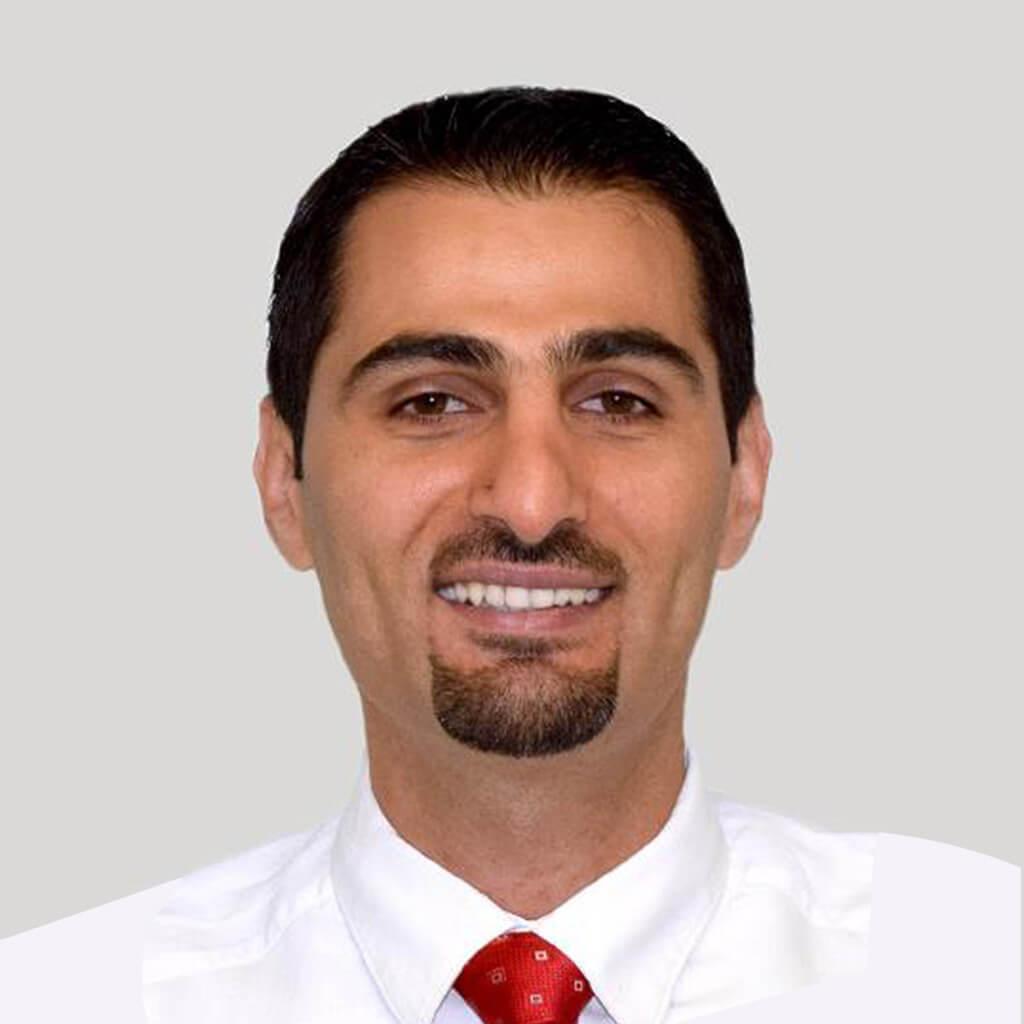 Dr Ahmed K Alomari